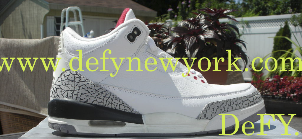 wholesale dealer e0a6a fe61e Nike Air Jordan III Re-Retro 2003 White/Cement/Black – DeFY ...