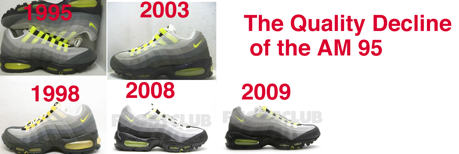 new arrival bf642 24882 The Steady Declination Of One Of The Greatest Running Shoes EVER ...