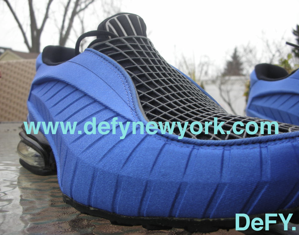 online store 5419c 7aac6 The Nike Air Foamposite Meets Nike Air Max  The 2001 Nike Air Max ...