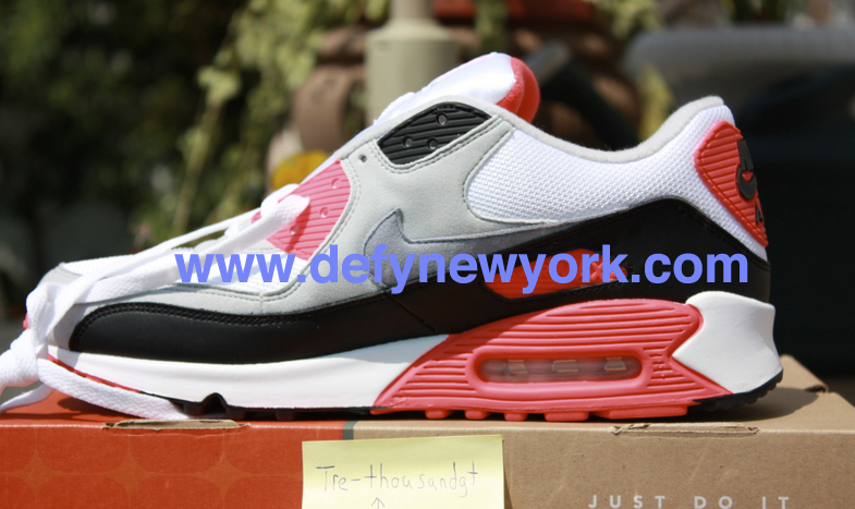 Nike Air Max 90 Infrared 2005 HOA (History Of Air) Retro