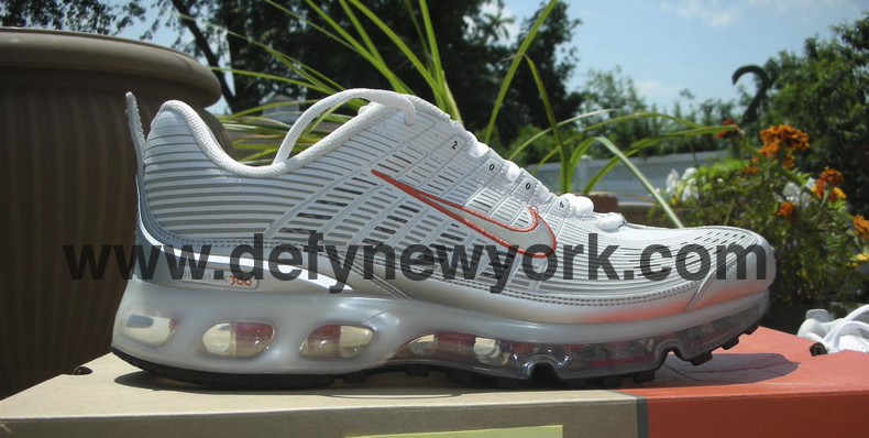 Nike Air Max 360 I Original 2006 WhiteMetallic Silver
