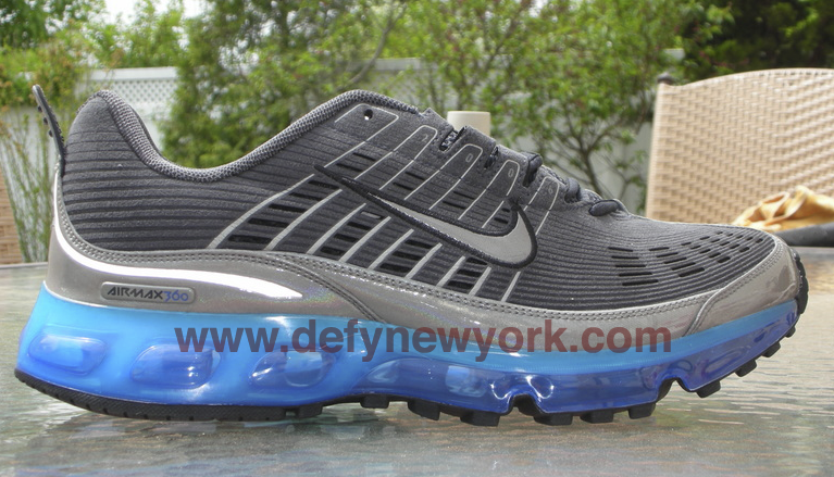 Nike Air Max 360 I Original 2006 Anthracite/Pewter/Black/Varsity ...
