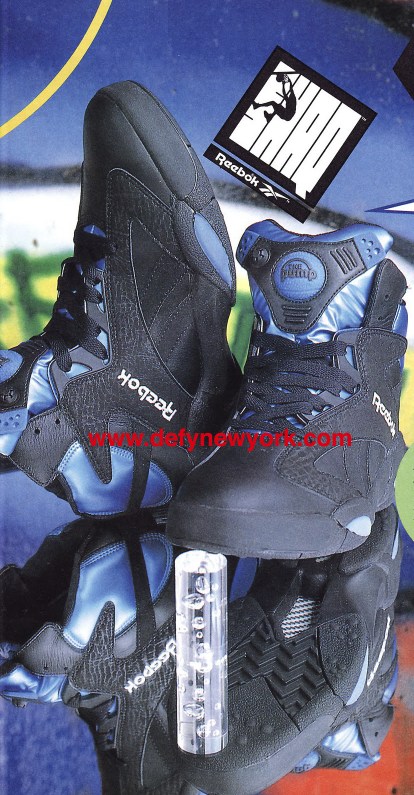 8f0cbff0822 Don't Fake The Funk On A Nasty Dunk! Reebok Shaq Attaq Pump Original ...