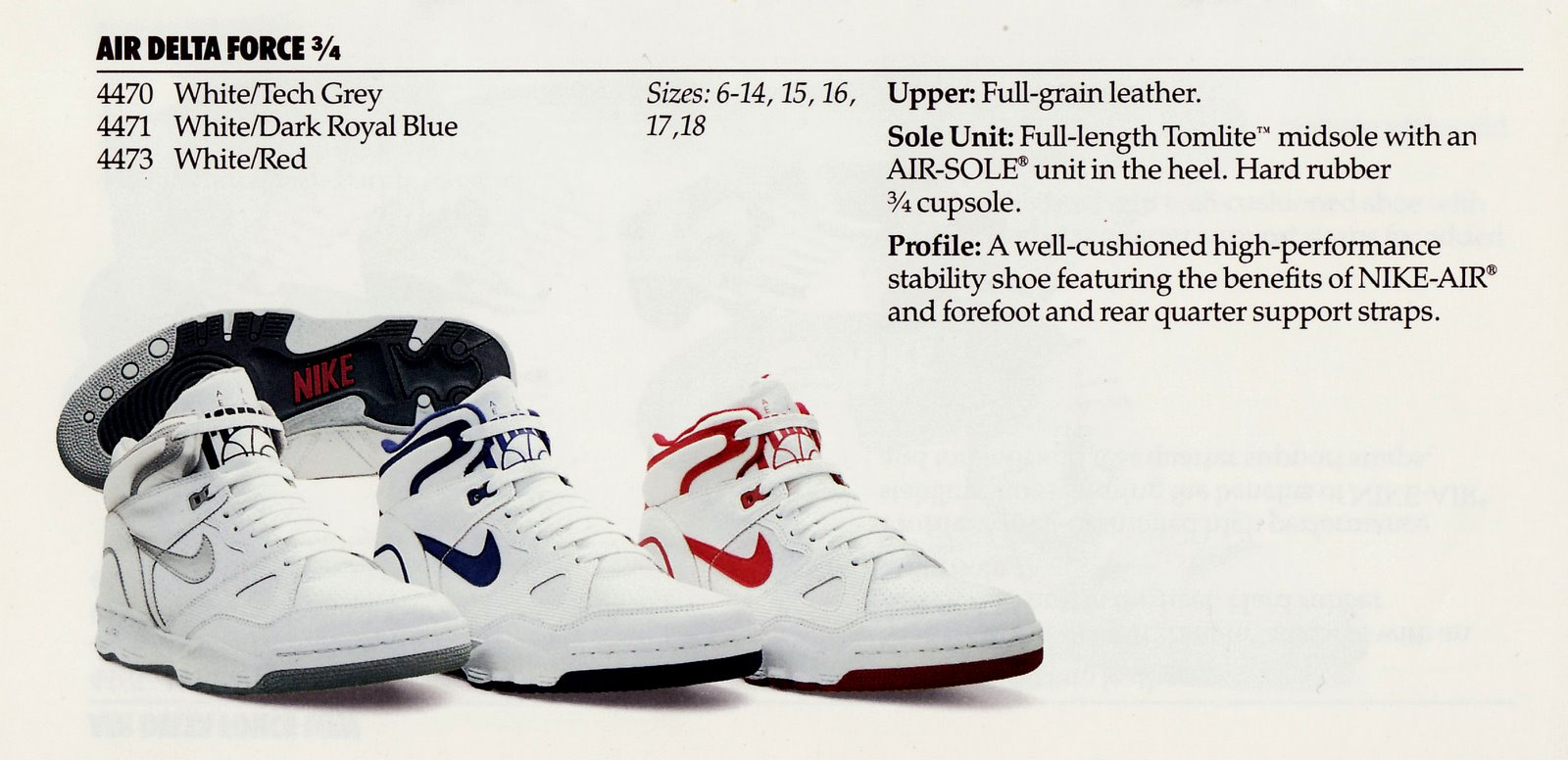 1988 Nike Air Delta Force | Corey | Flickr