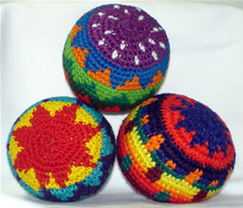 The Hacky Sack: Vol. Play With Your Sack « DeFY. New York-