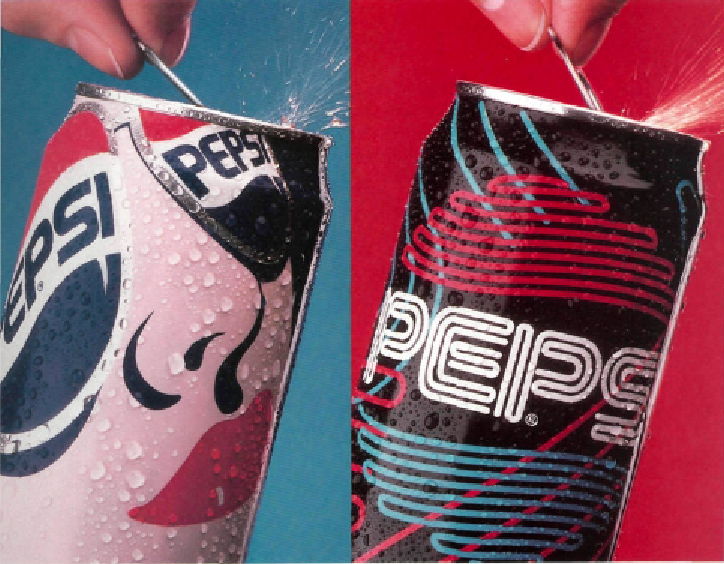 Flex, Time To Have Sex: Pepsi Cool Cans 1990