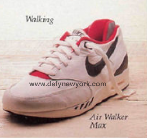 23e8808497f701 Nike Air Walker Max 1988 – DeFY. New York-Sneakers
