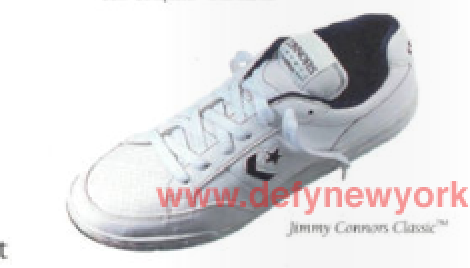Chuck Connors Tennis Shoes