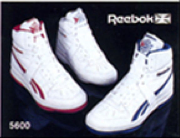 915b570dd05 Reebok S-600 Basketball Shoe 1987 – DeFY. New York-Sneakers
